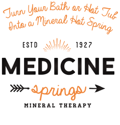 Medicine Springs Mineral Therapy Logo